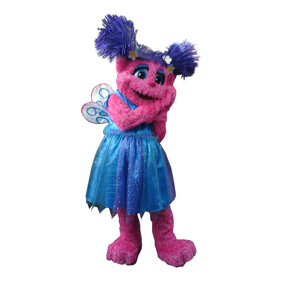 It's just a graphic of Refreshing Abby Cadabby Images