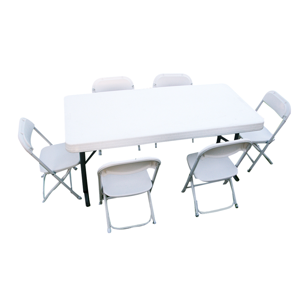 Kids Tables 4FT U0026 6 Small Kids Chairs