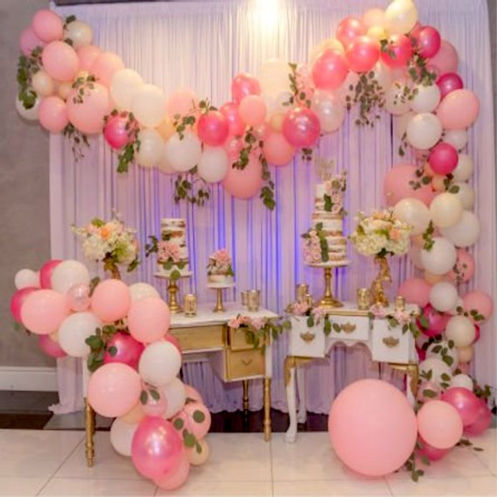 Deluxe Garland Balloon Arch Party Rental Amp Entertainment